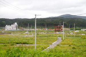 2013年夏の南三陸町