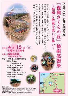 山田町さくら祭り