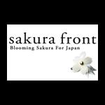 sakura front
